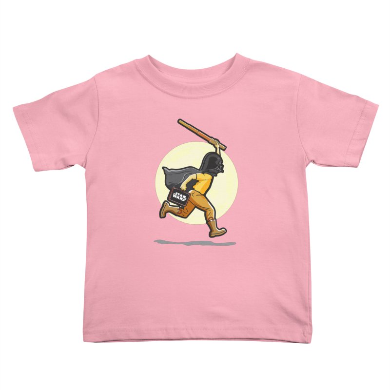 Darth Harry Kids Toddler T-Shirt by StuffByRabassa Artist Shop