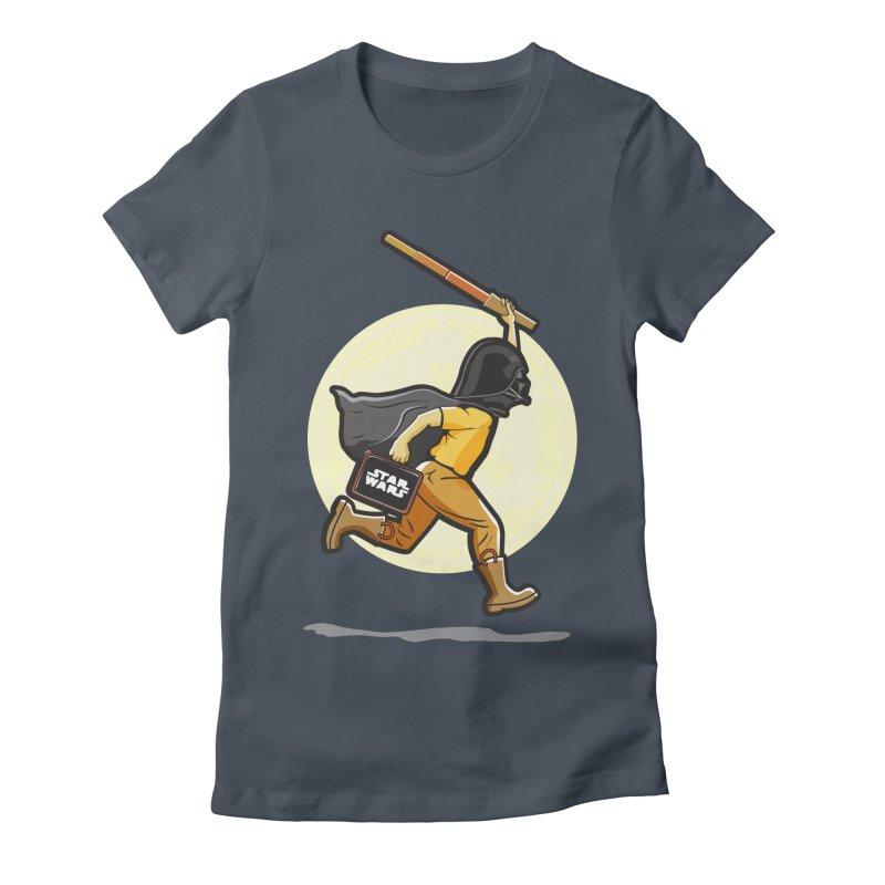 Darth Harry Women's T-Shirt by StuffByRabassa Artist Shop