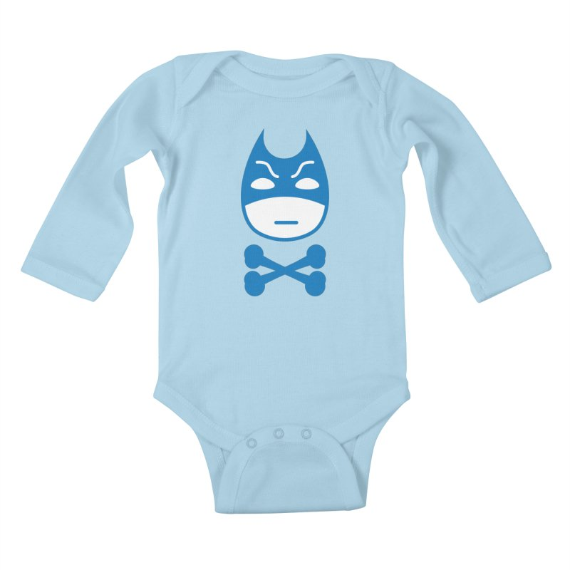 Stuff By Rabassa Kids Baby Longsleeve Bodysuit by StuffByRabassa Artist Shop