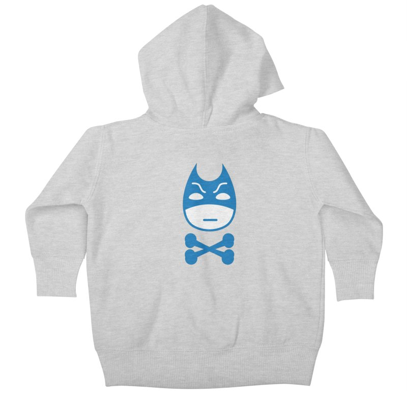 Stuff By Rabassa Kids Baby Zip-Up Hoody by StuffByRabassa Artist Shop