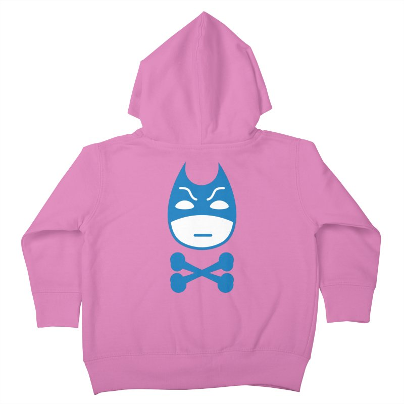 Stuff By Rabassa Kids Toddler Zip-Up Hoody by StuffByRabassa Artist Shop