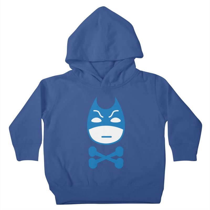 Stuff By Rabassa Kids Toddler Pullover Hoody by StuffByRabassa Artist Shop