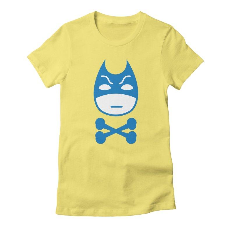Stuff By Rabassa Women's Fitted T-Shirt by StuffByRabassa Artist Shop