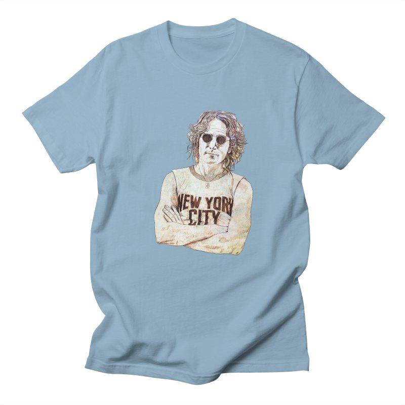 New York Men's T-Shirt by StuffByRabassa Artist Shop