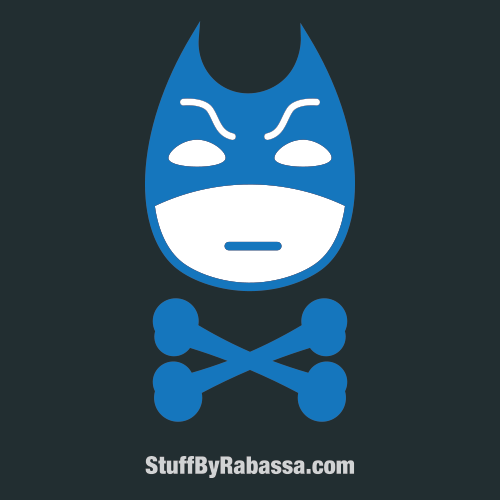 StuffByRabassa Artist Shop Logo