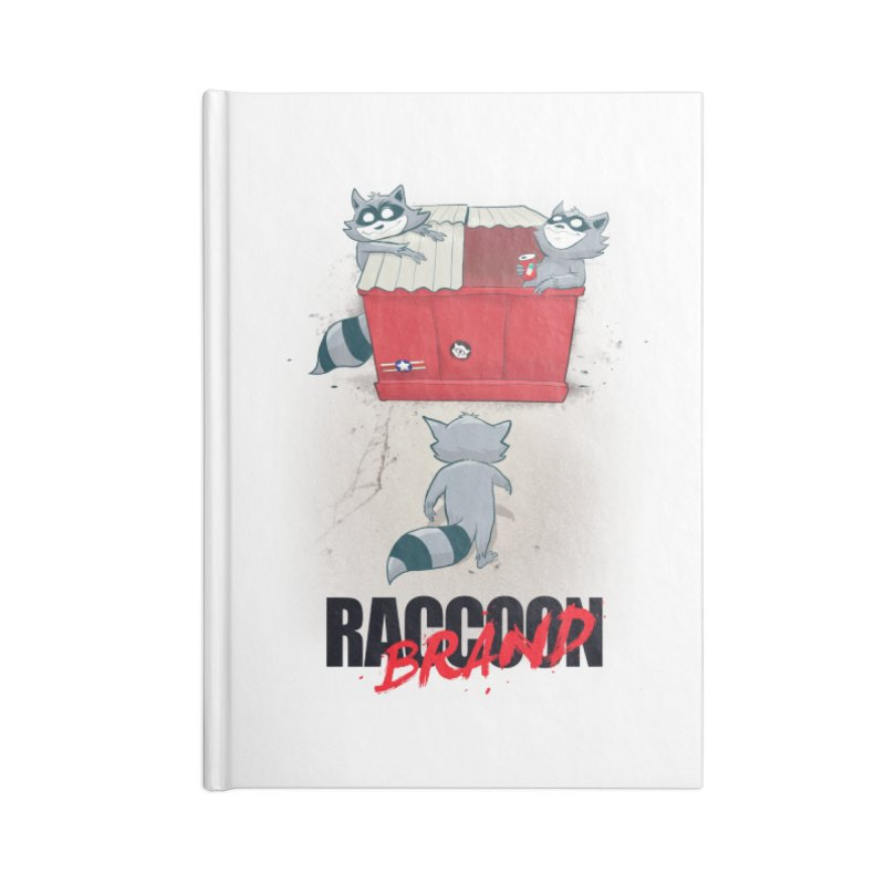 Neo Tokyo Accessories Notebook by Raccoon Brand