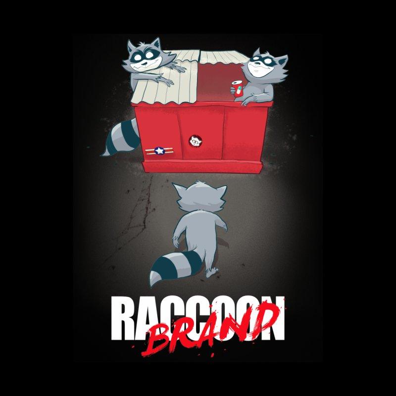 Neo Tokyo Men's T-Shirt by Raccoon Brand