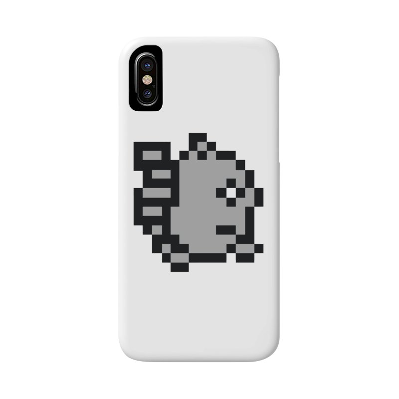 8 Bit Accessories Phone Case by Raccoon Brand