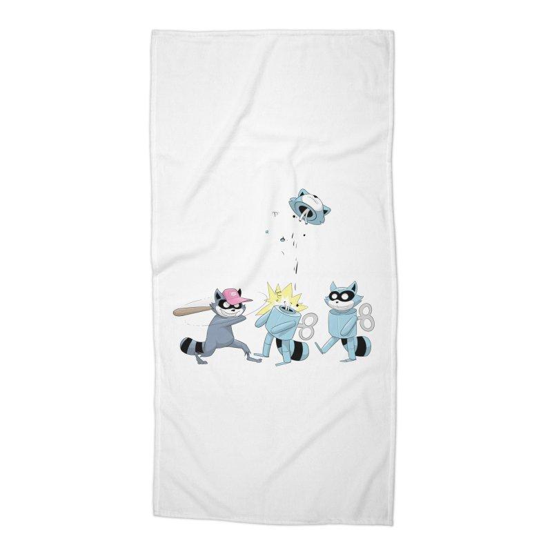 Go Against the Grain Accessories Beach Towel by Raccoon Brand