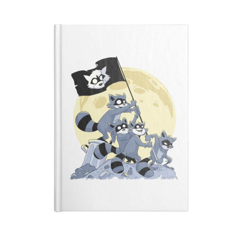 Raising the Flag Accessories Notebook by Raccoon Brand
