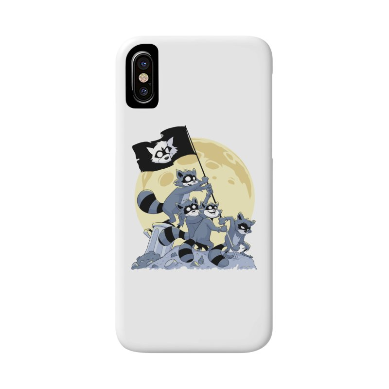 Raising the Flag Accessories Phone Case by Raccoon Brand