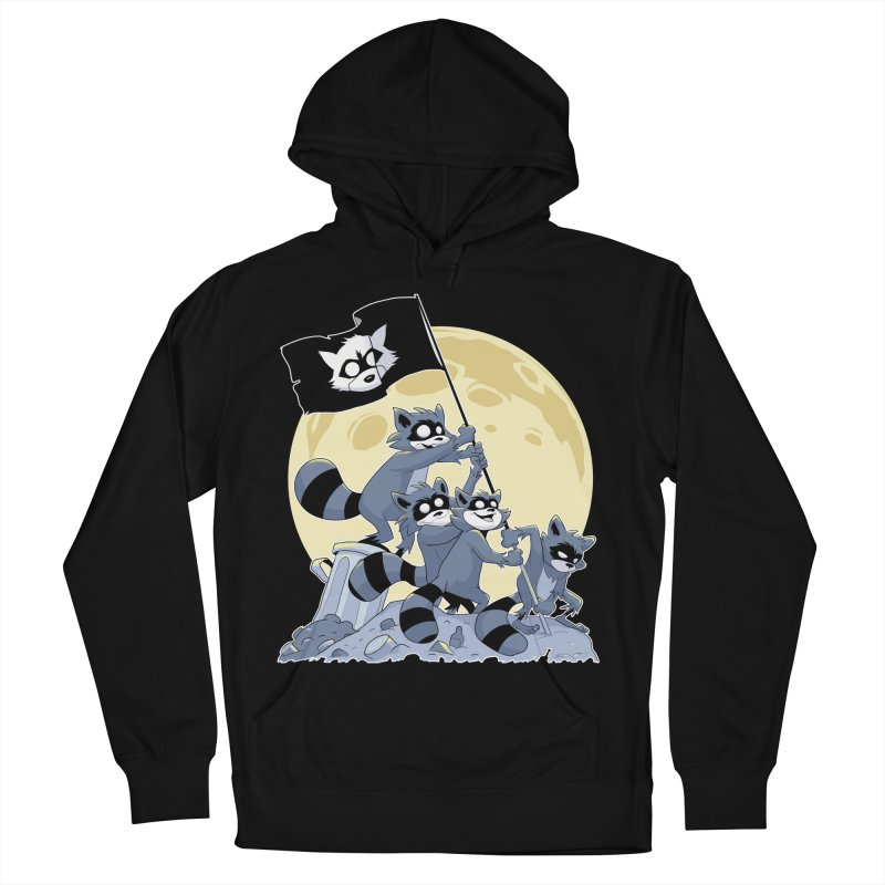 Raising the Flag Men's Pullover Hoody by Raccoon Brand