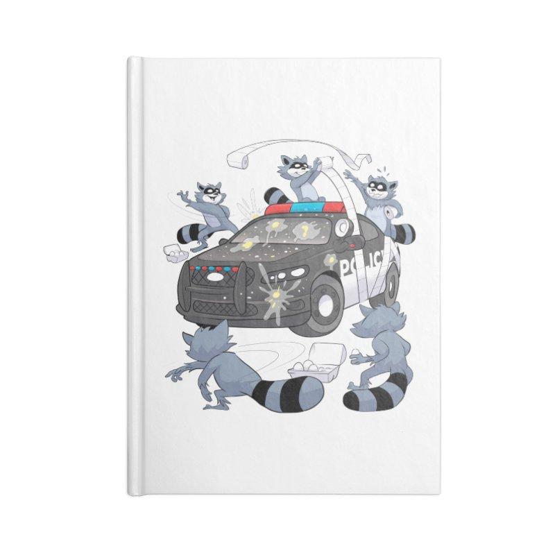 Midnight Mischief Accessories Notebook by Raccoon Brand