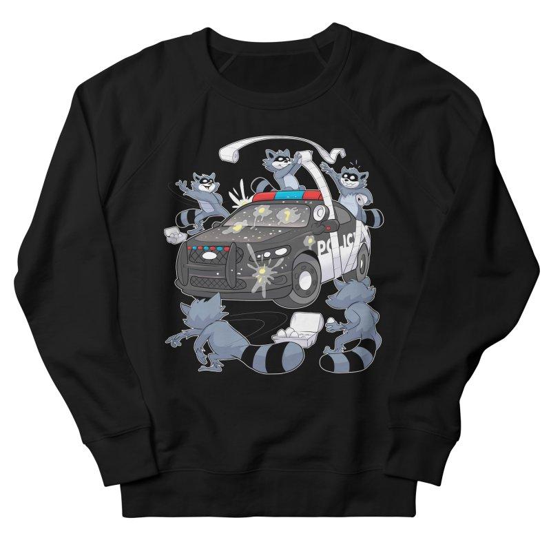 Midnight Mischief Men's Sweatshirt by Raccoon Brand