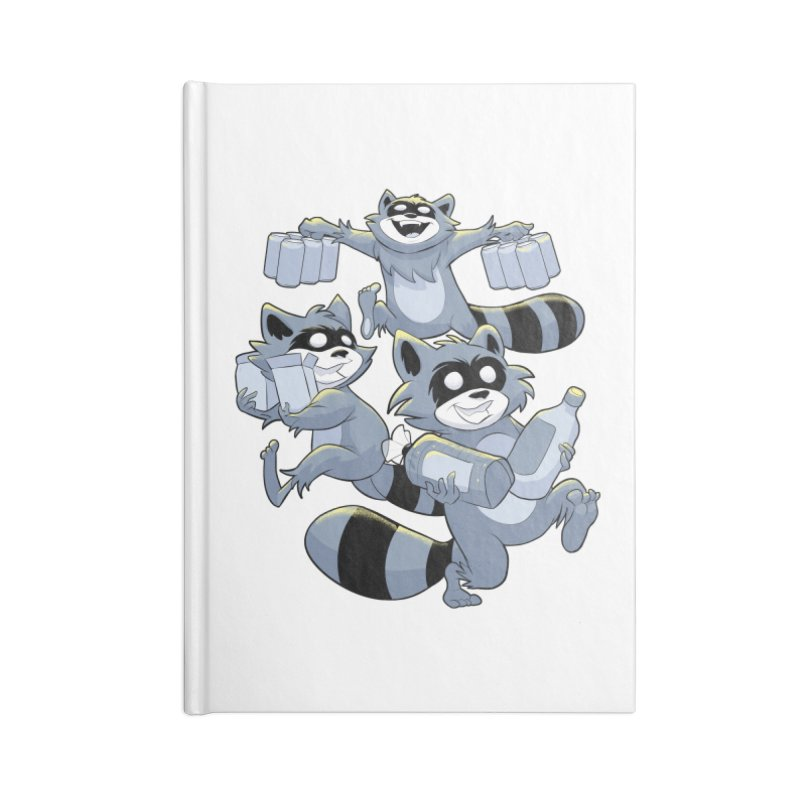 Heist Accessories Notebook by Raccoon Brand