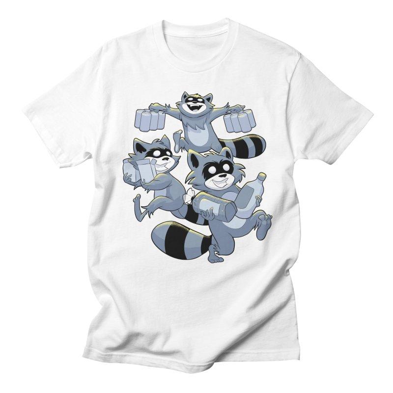 Heist Men's T-Shirt by Raccoon Brand