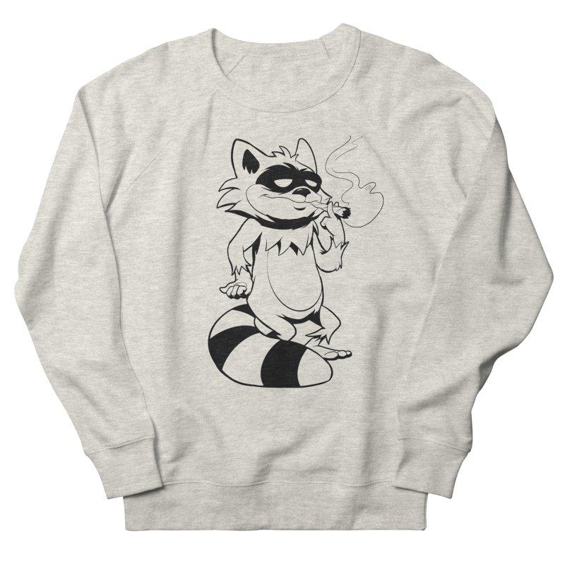 The Night Is Yours Men's Sweatshirt by Raccoon Brand