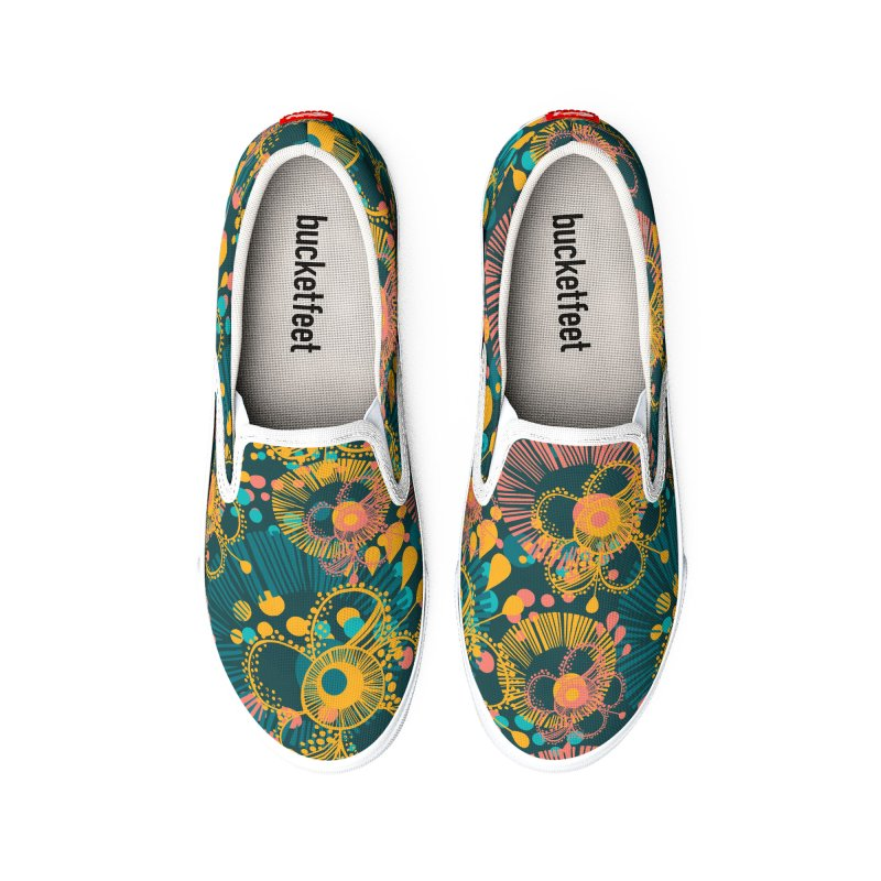 Havana Night Men's Shoes by Rachael Taylor's Artist Shop