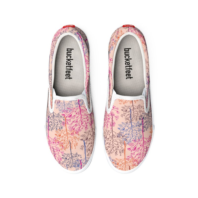 Joyful Trees Men's Shoes by Rachael Taylor's Artist Shop