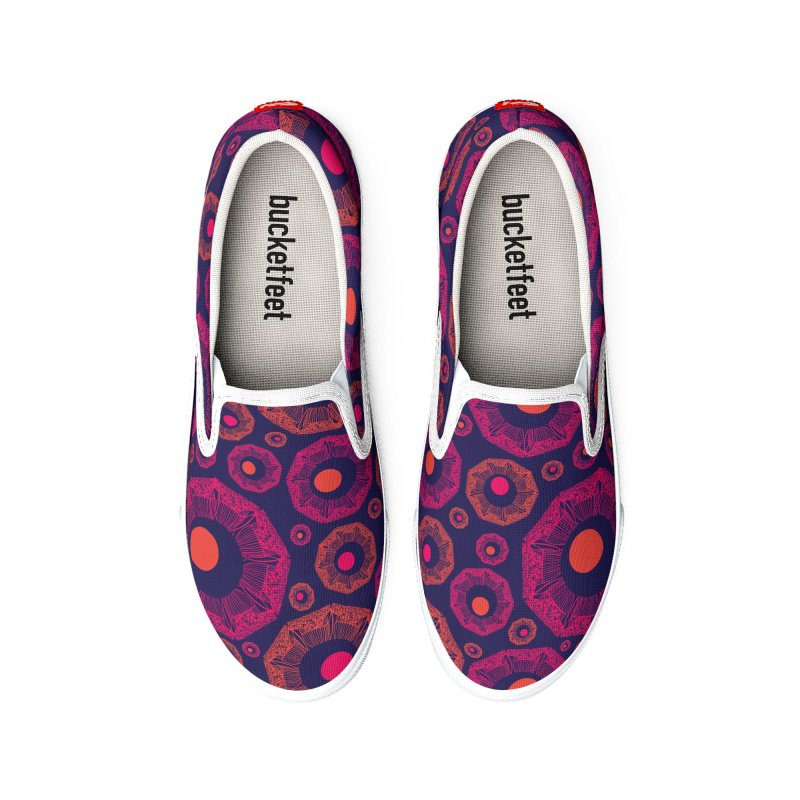 Havana Retro Men's Shoes by Rachael Taylor's Artist Shop