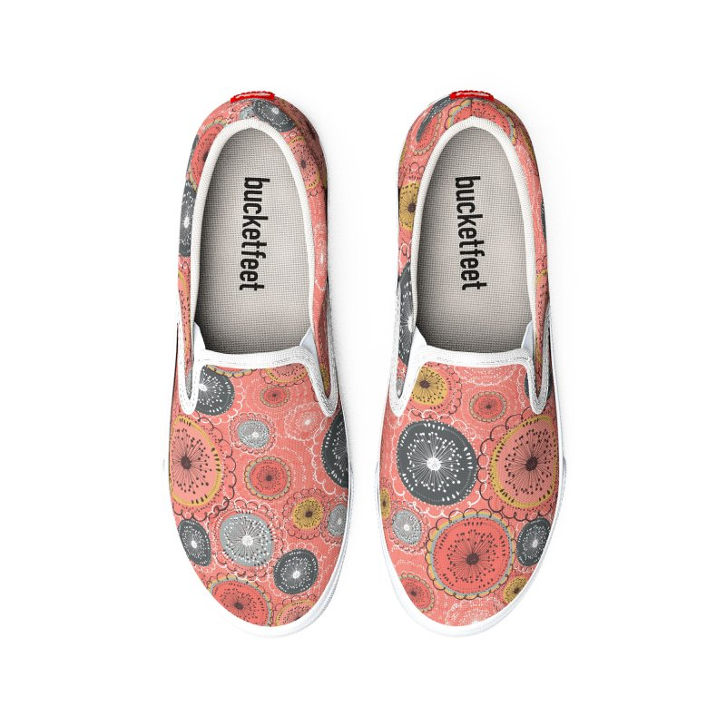Havana Flowers Women's Shoes by Rachael Taylor's Artist Shop