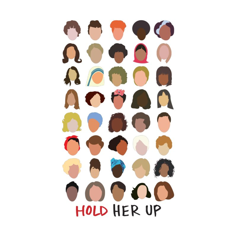 Hold Her Up by Rachel Eeva Design's Artist Shop
