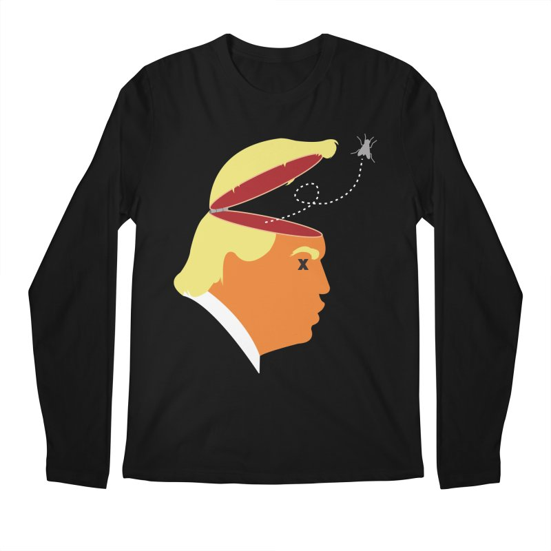 An Irritating Buzz Men's Longsleeve T-Shirt by Rachel Draws - Donate to Planned Parenthood