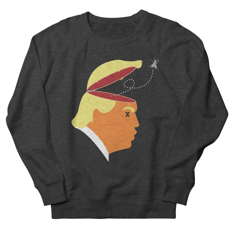 An Irritating Buzz Men's Sweatshirt by Rachel Draws - Donate to Planned Parenthood