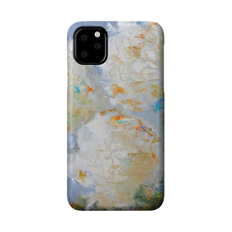 Hydrangea Accessories Phone Case by rachelspaintings's Artist Shop