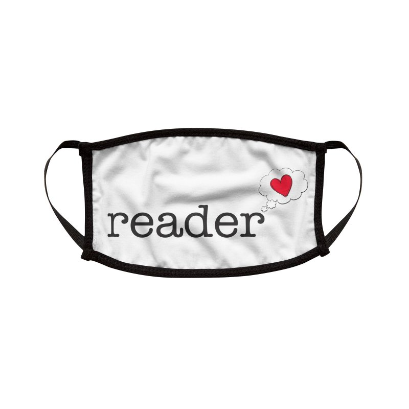 Romance Reader Accessories Face Mask by Got Romance?