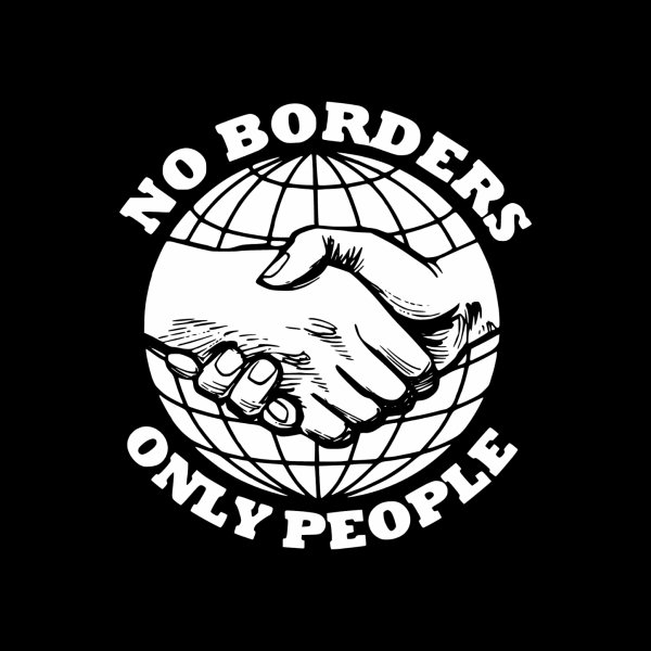 image for No Borders, Only People