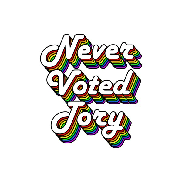 image for Never Voted Tory