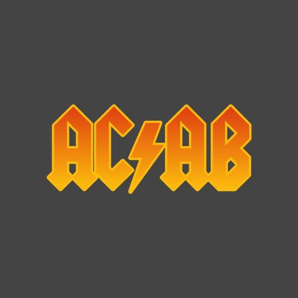 image for AC/AB - Rock Style ACAB Orange