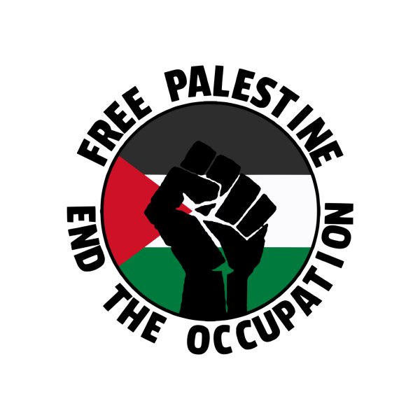 image for Free Palestine - End The Occupation
