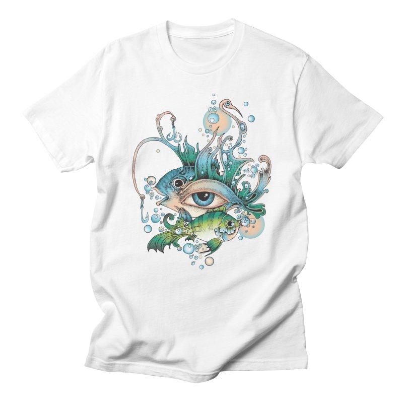 Hook Men's Regular T-Shirt by radecupo's Artist Shop