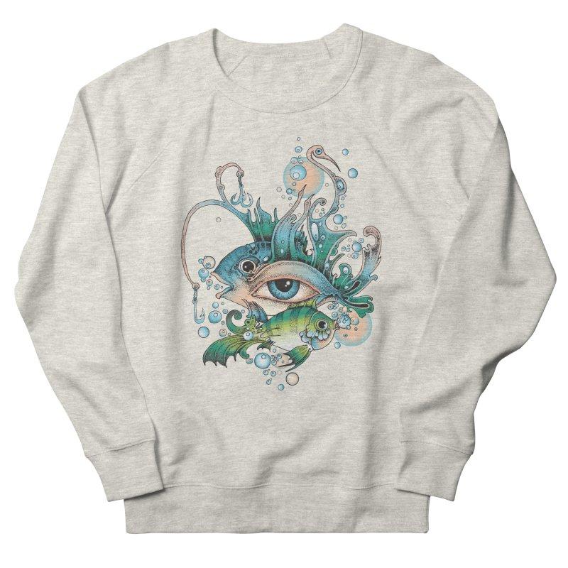 Hook Women's French Terry Sweatshirt by radecupo's Artist Shop