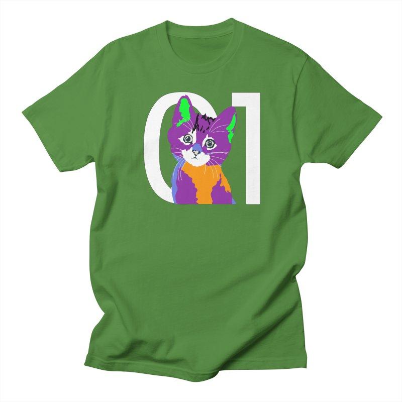 Kitty 01 Women's Regular Unisex T-Shirt by R-A Designs -  Artist Shop