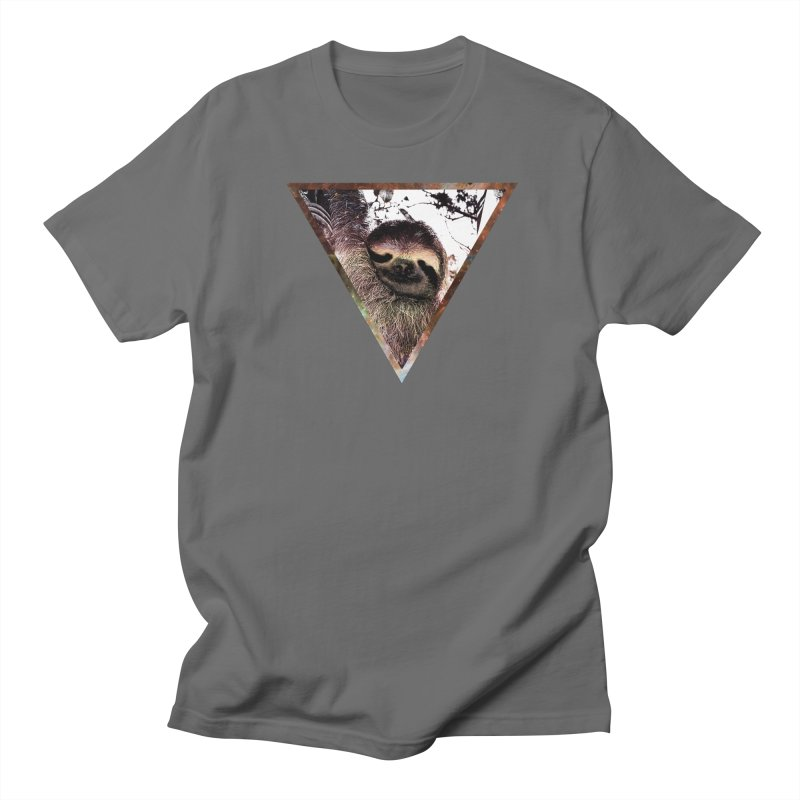 Galactic Sloth Men's T-Shirt by R-A Designs -  Artist Shop