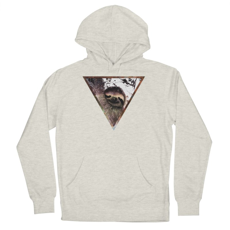 Galactic Sloth Women's Pullover Hoody by radesigns's Artist Shop
