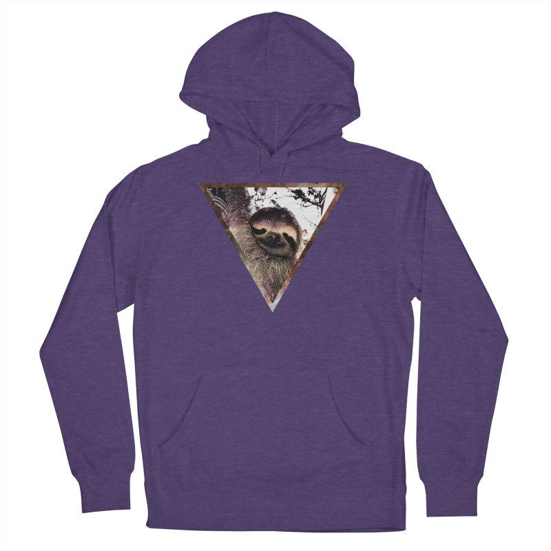 Galactic Sloth Men's Pullover Hoody by radesigns's Artist Shop