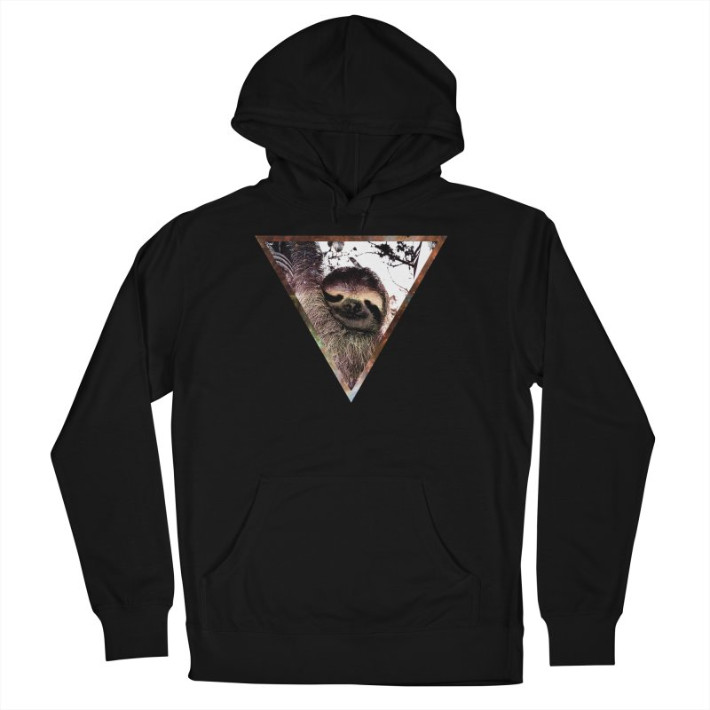 Galactic Sloth Men's Pullover Hoody by radesigns's Artist Shop