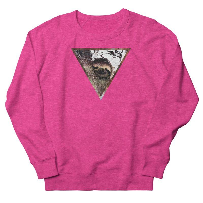 Galactic Sloth Women's Sweatshirt by radesigns's Artist Shop