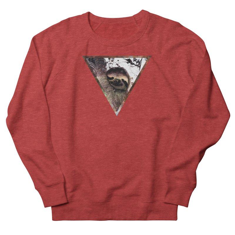 Galactic Sloth Men's Sweatshirt by radesigns's Artist Shop