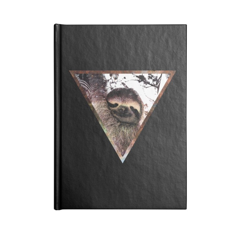 Galactic Sloth Accessories Notebook by radesigns's Artist Shop