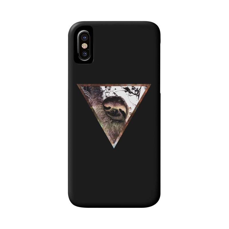 Galactic Sloth Accessories Phone Case by radesigns's Artist Shop