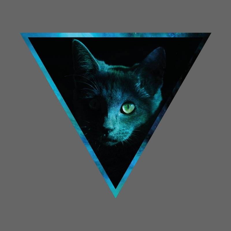 Cosmic Triangle Cat None  by radesigns's Artist Shop