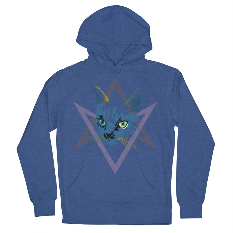 Cat is Love, Love Under Will Women's Pullover Hoody by radesigns's Artist Shop