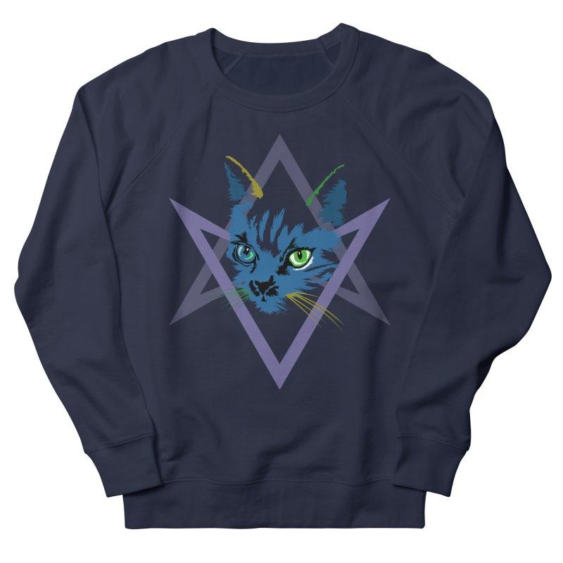 Cat is Love, Love Under Will Women's Sweatshirt by radesigns's Artist Shop