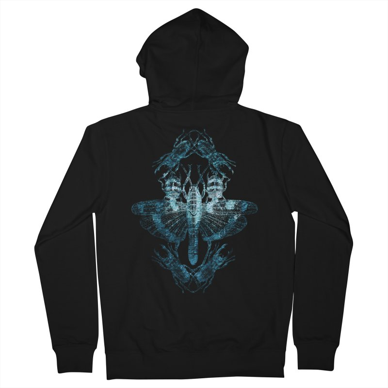 Entomology Men's Zip-Up Hoody by radesigns's Artist Shop