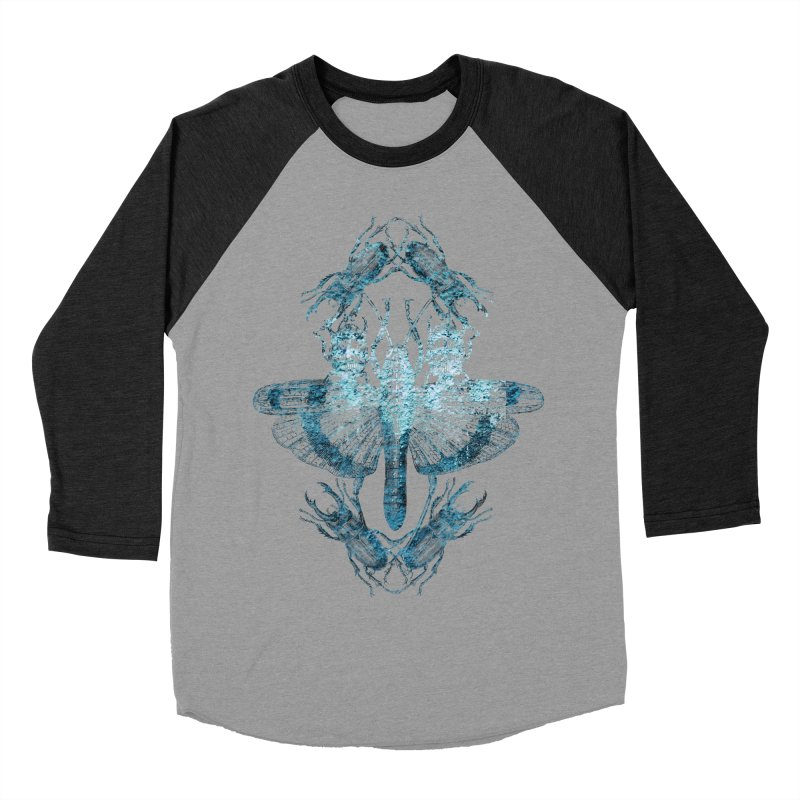 Entomology Men's Baseball Triblend T-Shirt by radesigns's Artist Shop